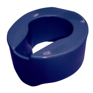 Armley Raised Coloured Toilet Seat Sports Supports